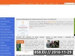 Miniaturka domeny www.promykslonca.pl