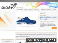 Miniaturka domeny www.propedia.pl