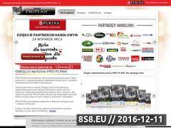 Miniaturka domeny www.proplan-kot.pl