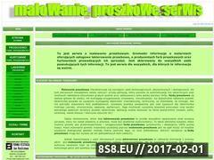 Miniaturka domeny proszkowe.tnb.pl