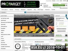 Miniaturka domeny www.protarget.com.pl