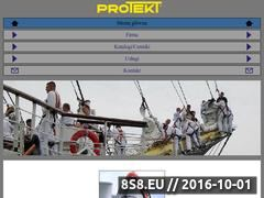 Miniaturka domeny protekt.com.pl