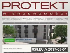 Miniaturka domeny www.protekt.lublin.pl