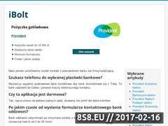Miniaturka domeny provident.ibolt.pl