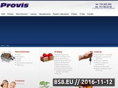 Miniaturka domeny www.provis.info.pl