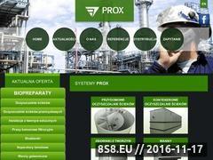 Miniaturka domeny prox.info.pl