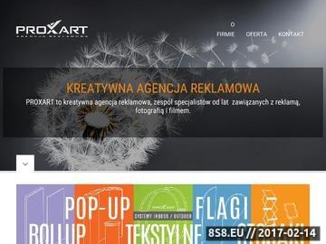 Zrzut strony Legnica - reklama