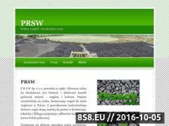 Miniaturka domeny www.prsw.pl