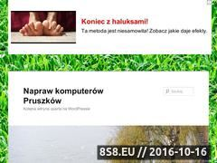 Miniaturka domeny pruszkow-naprawa-komputerow.y0.pl