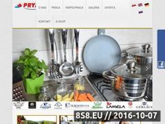 Miniaturka domeny prymus-agd.pl