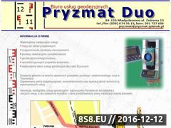 Miniaturka domeny www.pryzmat.gdansk.pl