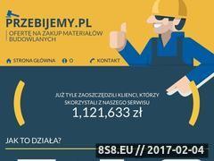 Miniaturka domeny przebijemy.pl