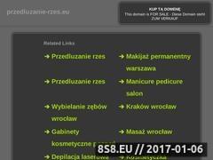 Thumbnail of Pracownia przedłużania rzęs - Sissi Website