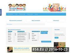 Miniaturka domeny www.przedszkolawarszawy.pl