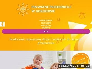 Zrzut strony Prywatne Przedszkole Wieliczka