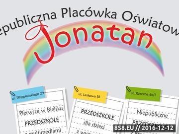 Zrzut strony Przedszkole Bielsko - Biała