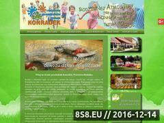 Miniaturka domeny przedszkolekonradek.pl