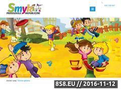 Miniaturka domeny www.przedszkolesmyk.edu.pl