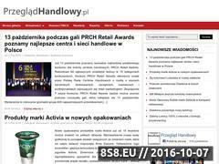 Miniaturka domeny przegladhandlowy.pl