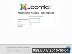 Miniaturka domeny przekazik.pl