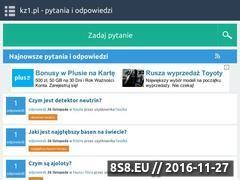 Miniaturka domeny przelewy.kz1.pl
