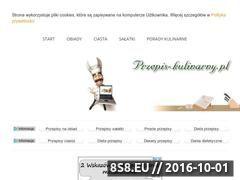 Miniaturka domeny www.przepis-kulinarny.pl