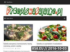 Miniaturka domeny przepisnasalatke.pl