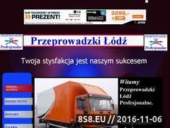 Miniaturka domeny przeprowadzki-profesjonalne.cba.pl