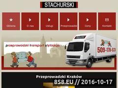 Miniaturka domeny www.przeprowadzki-stachurski.pl
