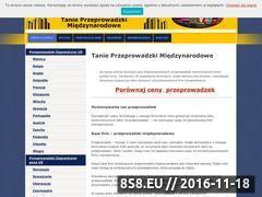 Miniaturka domeny www.przeprowadzki-tanie.pl