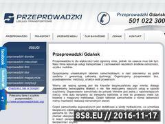 Miniaturka domeny www.przeprowadzkigdansk.org