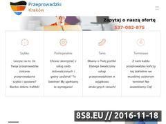 Miniaturka domeny przeprowadzkikrakow.org