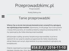 Miniaturka domeny www.przeprowadzkimc.pl