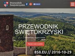 Miniaturka domeny przewodnik.swietokrzyski.kurort24.pl