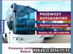 Miniaturka domeny przewozy-autokarowe.radom.pl