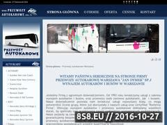 Miniaturka domeny przewozyautokarowe.org.pl