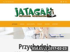 Miniaturka domeny www.przychodnia-jatagan.pl