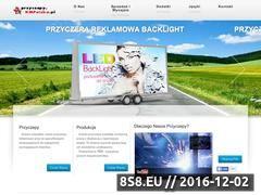 Miniaturka domeny przyczepy.kmpolska.pl