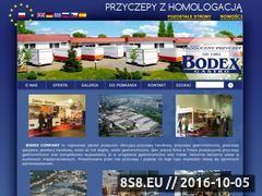 Miniaturka domeny www.przyczepyhandlowe.pl