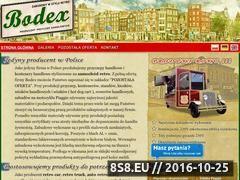 Miniaturka domeny www.przyczepyretro.pl