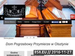 Miniaturka domeny www.przymierze.olsztyn.pl