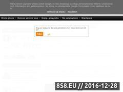 Miniaturka domeny przypiwku.blogspot.com