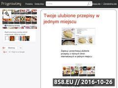 Miniaturka domeny przyprawiony.pl