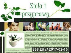 Miniaturka domeny www.przyprawy.biz