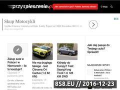 Miniaturka domeny przyspieszenie.pl