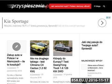 Zrzut strony Katalog samochodów i motocykli