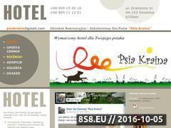 Miniaturka Hotel dla psów Gliwice (www.psiakraina.hg.pl)