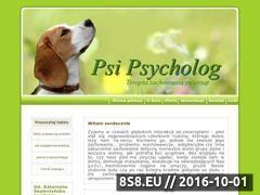 Miniaturka domeny www.psipsycholog.pl