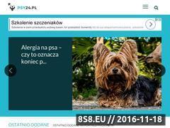 Miniaturka domeny www.psy24.pl
