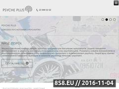 Miniaturka domeny psycheplus.pl
